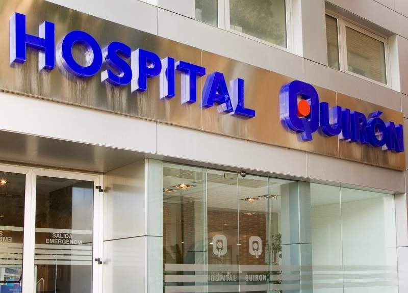 Unidad de Cirugía Íntima del Hospital Quirón de Valencia