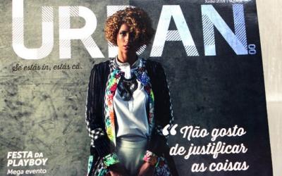 Publirreportaje en revista Urban